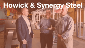 Howick & Synergy Steel with Dave Cooper