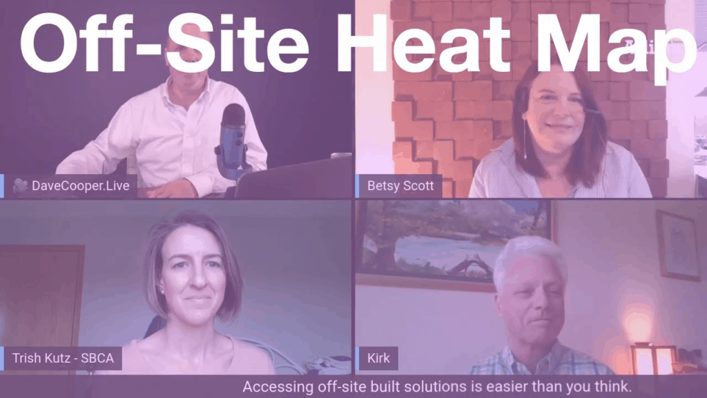 Off-Site Heat Map with Dave Cooper