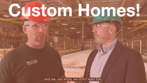 Custom Homes! with Dave Cooper