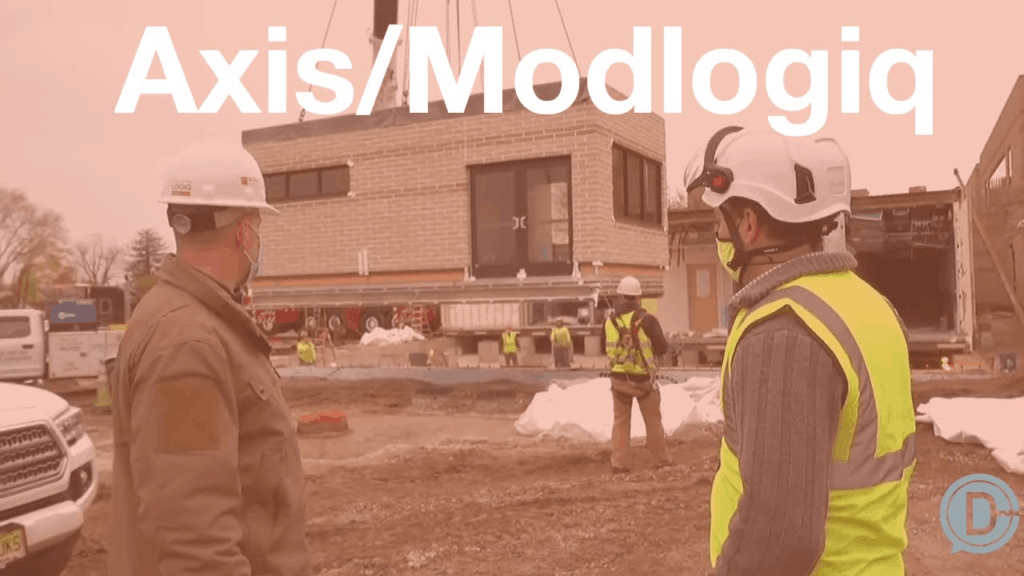 Axis / Modlogiq with Dave Cooper