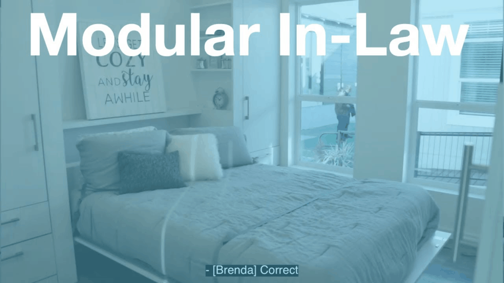 Modular In-Law with Dave Cooper