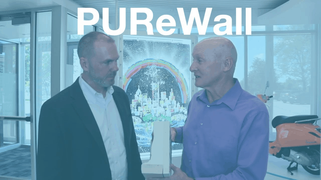 PUReWall with Dave Cooper