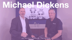 Michael Dickens with Dave Cooper